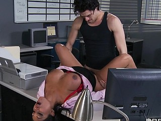 Priya and Xander are one as well as the other fighting for the same position at Glubbert..