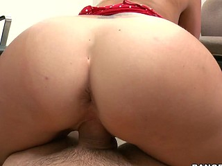 Kelly Rose is a soft spoken German hotty with a thick booty and plump mounds. That Babe's at no..