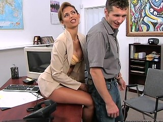 A classic MilfLessons update from 2004. Monique is our almost any awesome Nurturer I'd Ask preference To Fuck we've ever had the chance working with and watching her fuck youthful studs. Tall, sexy Latin Babe with a body of a goddess. Each youthful studs wet-dream. Come and watch this Latin Nurturer I'd Ask preference To Fuck work that butt. We love u Monique!